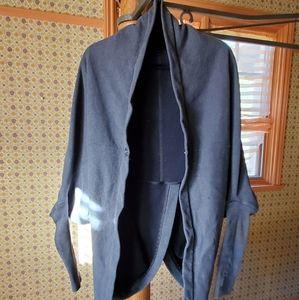 Lululemon Dolman Sleeve Jacket Grey Small